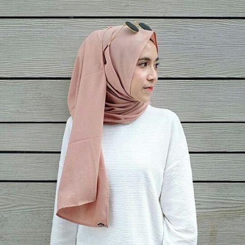 Mari Berhijab Tutorial Hijab Diamond